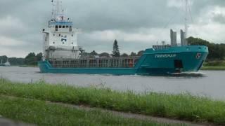 Best Of   Schiffe Im Nord Ostsee Kanal  Mai 2011