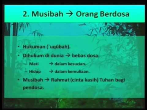 Musibah dan Ujian | KH. Wahfiudin Sakam. MBA