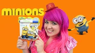 Minions Magic Ink Coloring & Activity Book Imagine Ink | KiMMi THE CLOWN