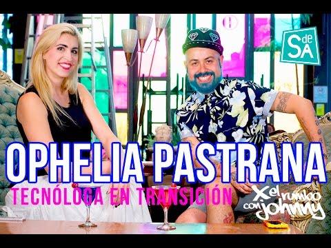 Ophelia Pastrana Tecnologa #XelRumbo con Johnny Carmona En Servicio de Agencia