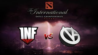INFAMOUS vs VICI GAMING - The International 2019 (DIA2)