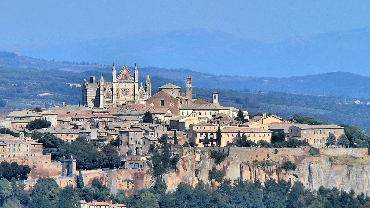 Orvieto Italy  city images : Orvieto, Umbria, Italy Italia [HD] videoturysta YouTube