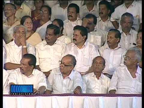 Movie.1.wmv : Sri. K.m Mani Speech : Kerala Congress Layanam (part 1) video