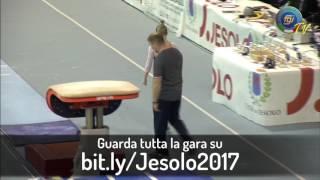 bit.ly/Jesolo2017 - ANGELINA MELNIKOVA (Volteggio) - Finali di Specialità