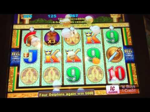 how to win pompeii slot machine