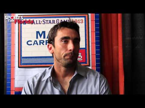St. Louis Cardinals Matt Carpenter On The 2013 MLB All Star Game