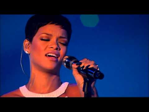 Rihanna - Stay/We Found Love (The X Factor UK Final) Music Videos