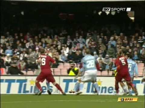 Napoli-Roma 0-3   25/01/09