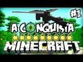 Até ao The End! - A Conquista 1: Minecraft