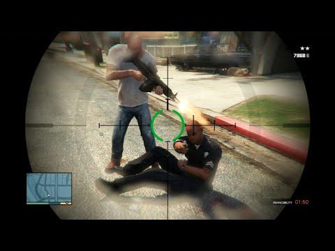 Sly Gameplay - GTA 5 Funny/Brutal Moments Compilation Vol.45 (Franklin and Trevor)