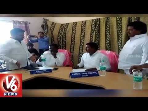 Political Heat In Parkal: No Confidence Against Municipal Chairman | Warangal | V6 News