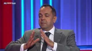 Madi International - Sky News Arabia - Mohammad Madi Interview - 21 09 2014