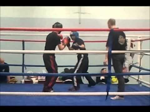 Liam kirk kickbox