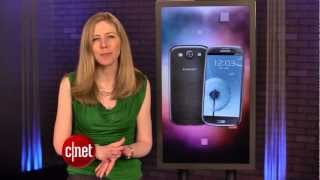 CNET Update - Countdown begins for Galaxy S4 reveal