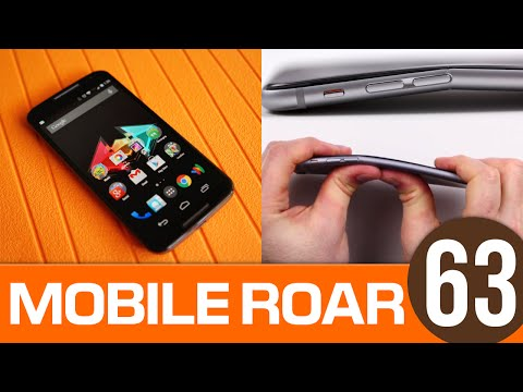 Mobile Roar Podcast: Moto X review, #Bendgate, Nexus 6 leaks, and more
