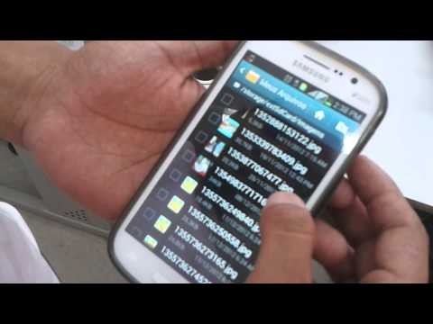 Samsung Galaxy Grand Duos I9082 - Review - Screenshot ou Print Screen da Tela - PT-BR