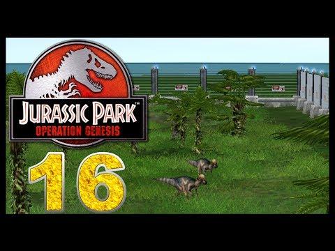 Jurassic Park: Operation Genesis - Episode 16 - Lost World