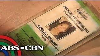 Woman's body found floating in Pasig River