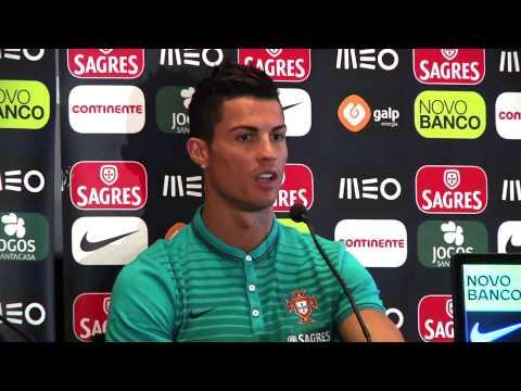 Cristiano Ronaldo: Benzema's goal