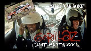 "Rally Car-aoke: Gorillaz ""Clint Eastwood"" (Cover) - Rally Colorado 2017"
