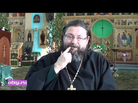 О. Игорь Гагарин. Часть 1 из 2. Православные священники