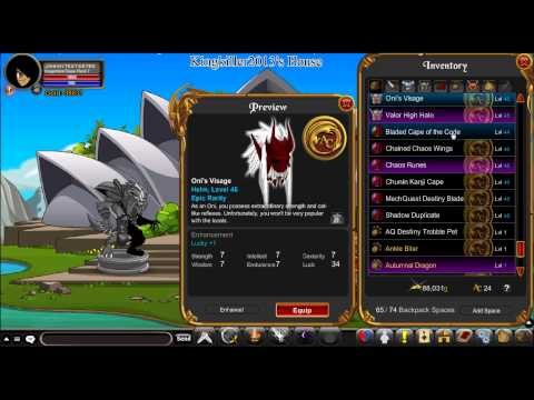 Kingkiller2013 - AQW Free Member Account! (DONE)