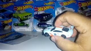 Novo carro miniatura custom Mustang Ford GT hot Wheels