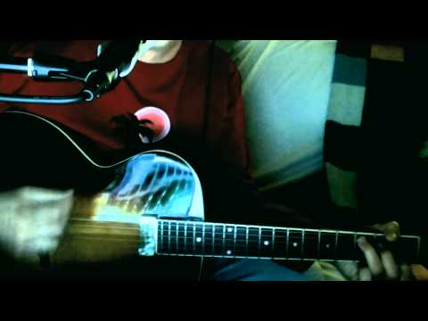 Waterloo Sunset The Kinks Acoustic Guitar Cover w/ The Loar LH-300 ft. AER Mr. N. Smith Floating PU