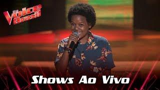 Priscila Tossan canta 'O Sapo' nos Shows Ao Vivo - The Voice Brasil | 7ª Temporada