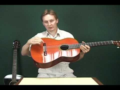 Видео как выбрать гитару