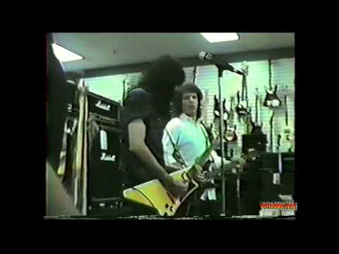 BRUCE KULICK LIVE - Goin' Down '92