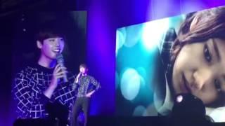 20150530李鍾碩香港FM唱了匹諾曹OST