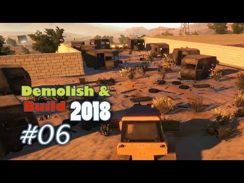 Demolish and Build 2018 #06 Hier wird Platz gemacht [XerXes Zockt] [4K Let´s Play DEUTSCH]