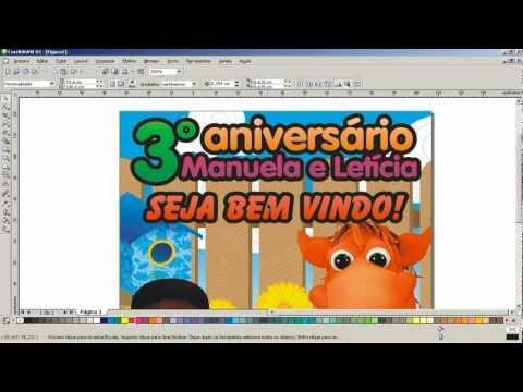 Desenvolvendo Banner de Aniversário