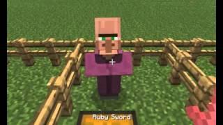 Minecraft обзор модов 1 меч из масла more