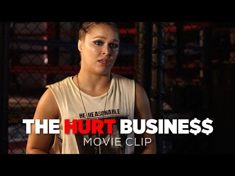 The Hurt Business Movie CLIP | Ronda Rousey On Loss, Injuries, & Dating