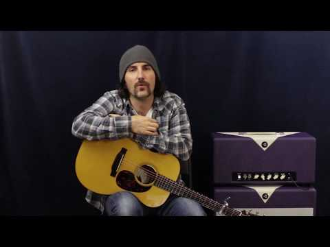Beginners Acoustic 4 chord guitar lesson (How to play The Scientist, Coldplay)