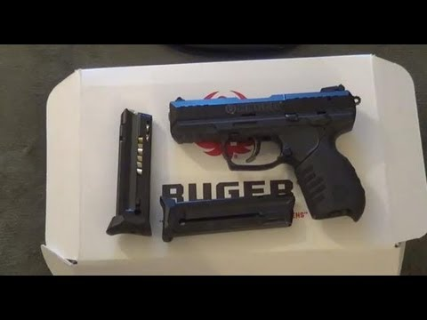 Ruger SR22 Review & Takedown
