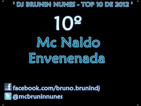 DJ BRUNIN NUNES - TOP 10 DE 2012 (As melhores de 2012 - Funk).wmv