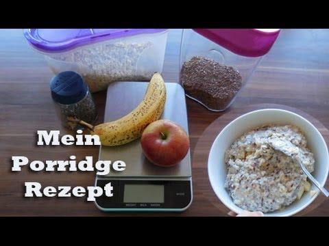 porridge abends abnehmen