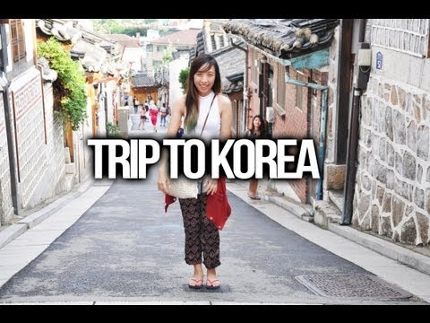 Trip to Korea (Travel Video Diary)