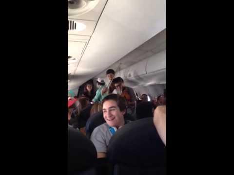 Peddie School NOLA2014 airplane performance