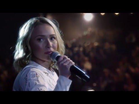 """Hayden Panettiere (Juliette Barnes) Sings """"Hole in the World"""" - Nashville"""