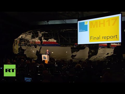 Dutch Safety Board MH17 final report (FULL VIDEO)