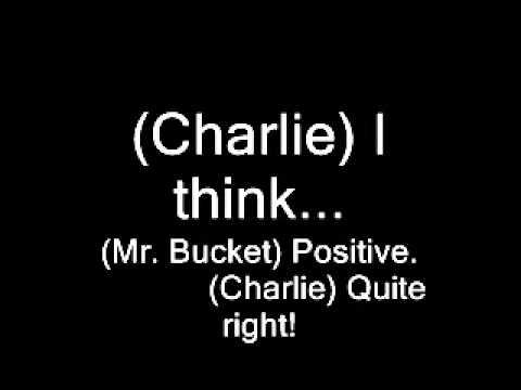 Think positive lyrics willy wonka lyrics