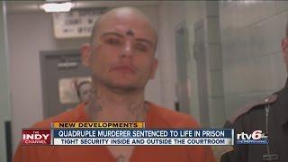 Kenneth Rackemann given four life sentences without parole