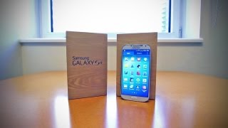 Samsung Galaxy S4 Unboxing (Galaxy S IV)