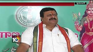 అధికార మదంతో చేసిన వ్యాఖ్యలు… | MLC Ponguleti Serious on Minister KTR Comments on Congress