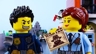 LEGO City Police (Compilation) STOP MOTION LEGO Police Fails Full Episodes  | LEGO | Billy Bricks