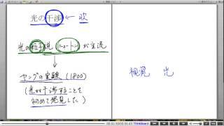 高校物理解説講義:「光の干渉」講義1